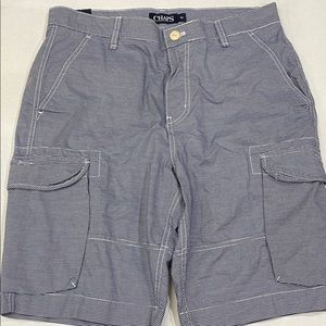 CHAPS Mens 32 Shorts Seersucker